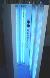 Sunbed Hire Gloucester | Anytime Sunbeds | Psoriasis Bed Gloucester Picture 1